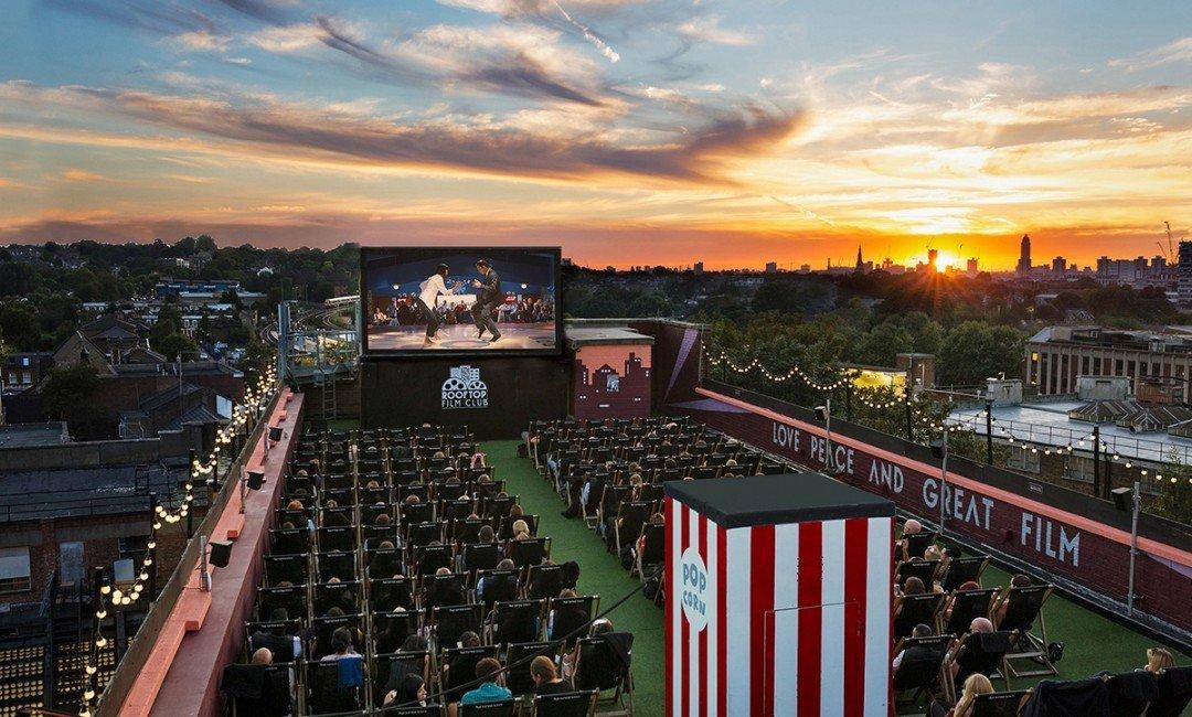 London Rooftop Film Club
