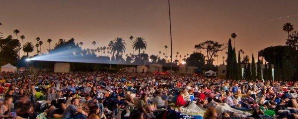 Cinespia Cemetery Screenings, Los Angeles