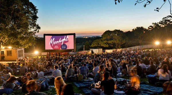 Moonlight Cinema, Various Locations, Australia