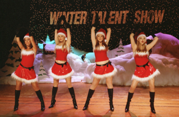 The outfit: How to: Make Christmas Weird and Not Child-Friendly - The Best Outfits From Mean Girls - Rooftop Film Club