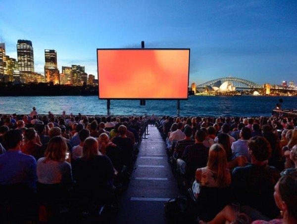 St. George Open Air Cinema, Sydney